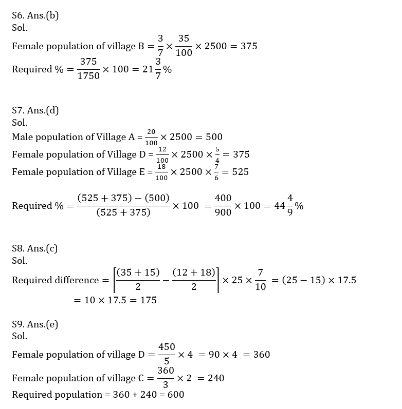 Quantitative Aptitude Quiz For SBI Clerk/ RRB Clerk Mains 2021 10th October_110.1