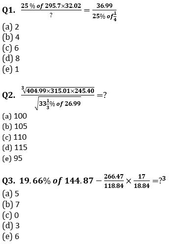 Quantitative Aptitude Quiz For SBI/IBPS PO Prelims 2021- 11th October_60.1