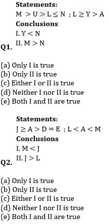 Reasoning Ability Quiz For IBPS Clerk Prelims 2021- 11th October_50.1