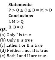 Reasoning Ability Quiz For IBPS Clerk Prelims 2021- 11th October_70.1