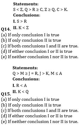 Reasoning Ability Quiz For IBPS Clerk Prelims 2021- 11th October_80.1