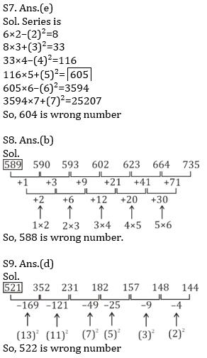Quantitative Aptitude Quiz For SBI/IBPS PO Prelims 2021- 12th October_70.1