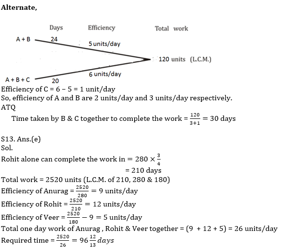 Quantitative Aptitude Quiz For SBI/IBPS PO Prelims 2021- 14th October_190.1