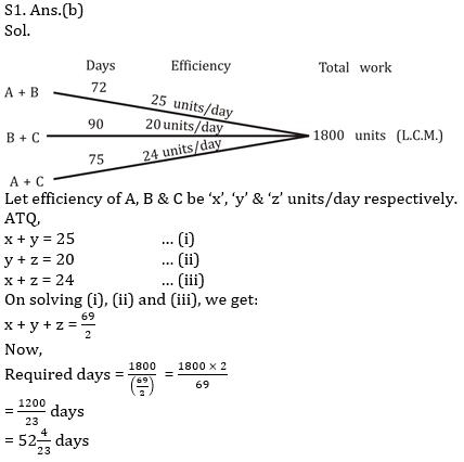 Quantitative Aptitude Quiz For SBI/IBPS PO Prelims 2021- 14th October_100.1