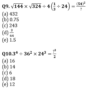 Quantitative Aptitude Quiz For SBI Clerk/IBPS RRB Clerk Mains 2021- 14th October_80.1