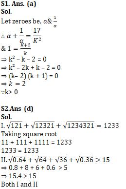 Quantitative Aptitude [Advanced Level] For SSC CGL : 1st January_150.1
