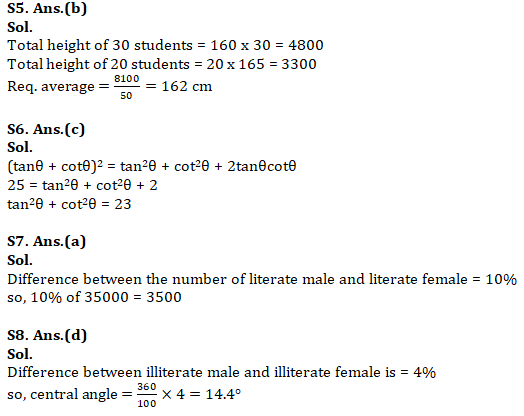 Mathematics Quiz For RRB NTPC : 1st January_100.1