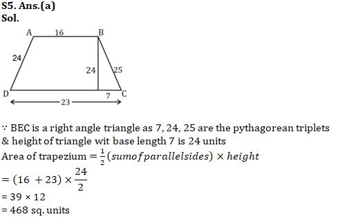 Quantitative Aptitude [Advanced Level] For SSC CGL : 3rd January 2020_160.1