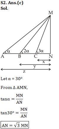 Quantitative Aptitude [Advanced Level] For SSC CGL : 3rd January 2020_120.1
