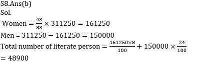 Quantitative Aptitude Quiz For SSC CHSL/CGL Tier 1 2019-20 : 4th January 2020_120.1