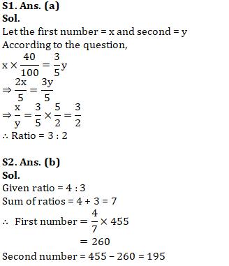 Mathematics Quiz For RRB NTPC : 6th January 2020_60.1