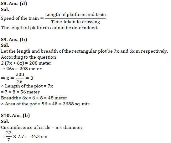 Mathematics Quiz For RRB NTPC : 6th January 2020_90.1