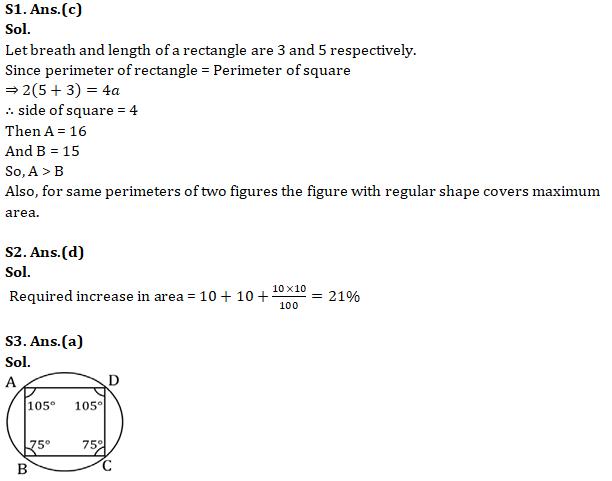 Mathematics Quiz For RRB NTPC : 8th January 2020_60.1