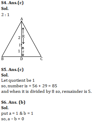 Mathematics Quiz For RRB NTPC : 8th January 2020_70.1
