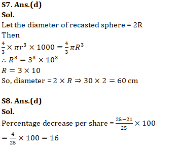 Mathematics Quiz For RRB NTPC : 11th January 2020_110.1