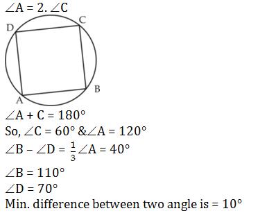 SSC CHSL Files Quantitative Aptitude Quiz For SSC CHSL/CGL Tier 1 2019-20 : 15th January for algebra and co-ordinate geometry_200.1