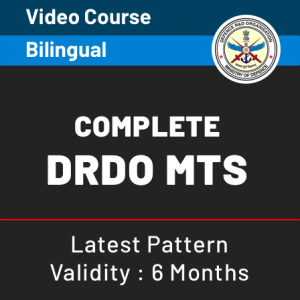 drdo mts video course