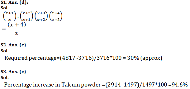 Quantitative Aptitude For SSC CGL,CHSL : 22nd January 2020 for DI and Algebra_90.1