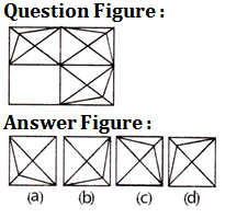 Reasoning Quiz For SSC CGL & CHSL Exam : 25th Jan 2020   Paper Folding , Missing Figure And Coding - Decoding_60.1