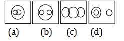 Logical venn-diagram, Dice and cube, figure counting Reasoning Quiz for SSC CHSL Exam 2020: 31st January 2020_50.1