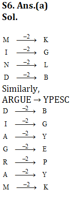 Reasoning Quiz For RRB NTPC : 31st January 2020 of Coding Decoding_80.1