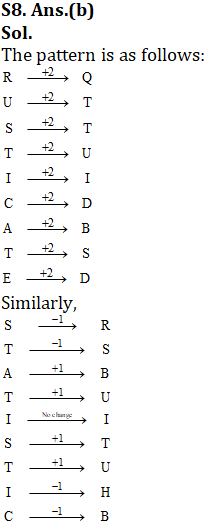 Reasoning Quiz For RRB NTPC : 31st January 2020 of Coding Decoding_100.1