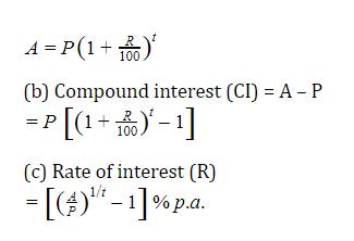 Compound Interest Formulas, Tricks And Questions_50.1