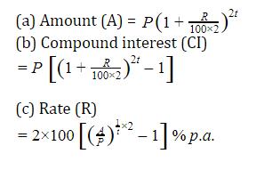 Compound Interest Formulas, Tricks And Questions_60.1