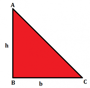 Area of Triangle: Definition And Formulas With Examples_50.1