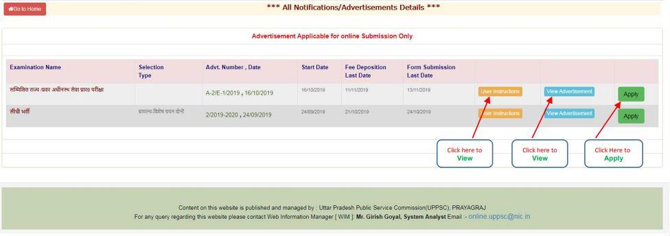 UPPSC Recruitment Exam 2020: How To Apply_60.1