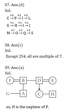 टारगेट SSC CGL   10,000+ प्रश्न   SSC CGL के लिए रीजनिंग का प्रश्न : बाईसवां दिन_120.1