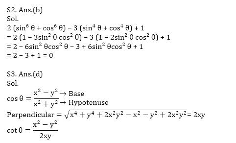 टारगेट SSC CGL | 10,000+ प्रश्न | SSC CGL के लिए त्रिकोणमिति के प्रश्न: बाईसवां दिन_90.1