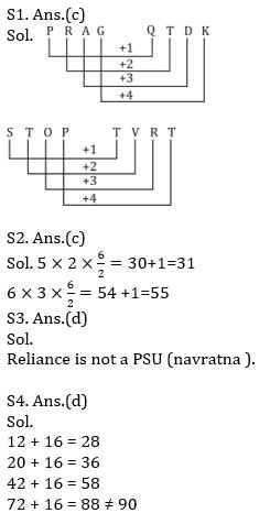 टारगेट SSC CGL | 10,000+ प्रश्न | SSC CGL के लिए रीजनिंग के प्रश्न: पच्चीसवां दिन_60.1