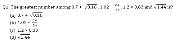 Target SSC CGL | 10,000+ Questions | Quant Questions For SSC CGL : Day 36_50.1