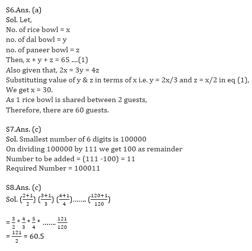 Target SSC CGL | 10,000+ Questions | Quant Questions For SSC CGL : Day 36_100.1