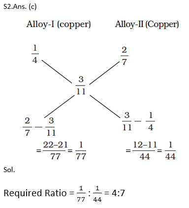 Target SSC CGL | 10,000+ Questions | Ratio & Proportion Questions For SSC CGL : Day 39_60.1