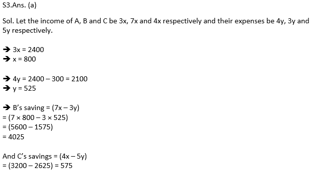 Target SSC CGL | 10,000+ Questions | Ratio & Proportion Questions For SSC CGL : Day 39_70.1