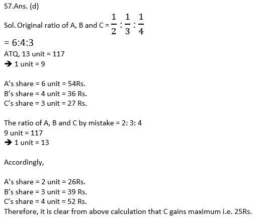 Target SSC CGL | 10,000+ Questions | Ratio & Proportion Questions For SSC CGL : Day 39_100.1