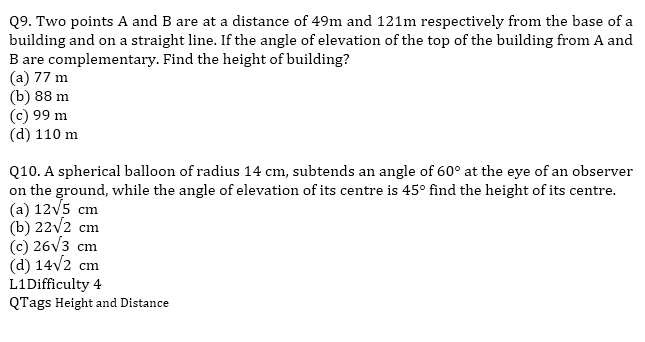 Target SSC CGL | 10,000+ Questions | Quant Questions For SSC CGL : Day 43_80.1