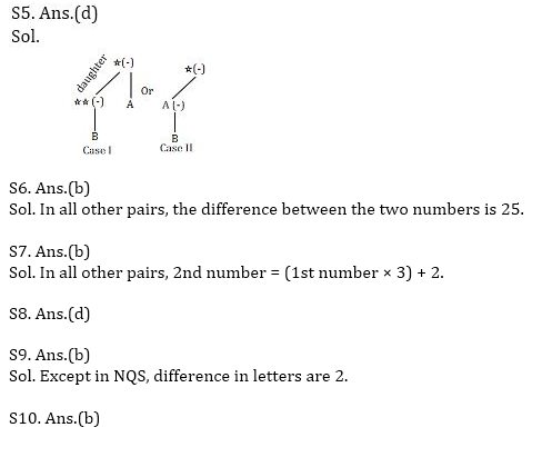 Target SSC CGL | 10,000+ Questions | Reasoning Questions For SSC CGL : Day 47_80.1