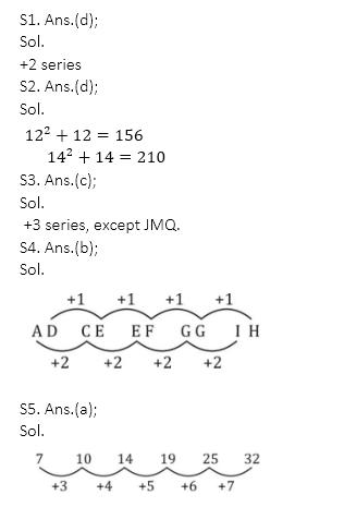 टारगेट SSC CGL | 10,000+ प्रश्न | SSC CGL के लिए रीजनिंग के प्रश्न: पचासवां दिन_60.1