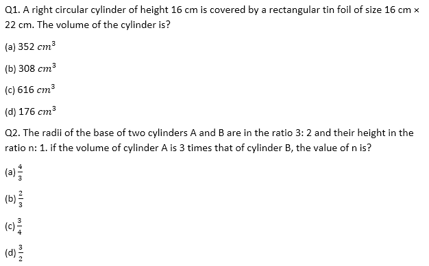 Target SSC CGL | 10,000+ Questions | Quant Questions For SSC CGL : Day 57_50.1
