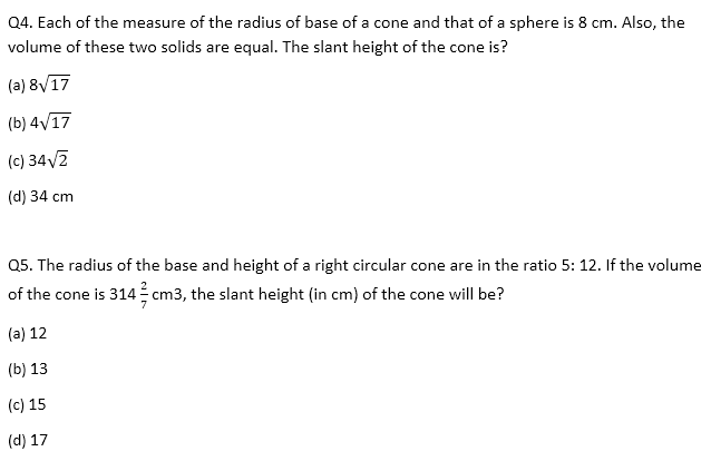 Target SSC CGL | 10,000+ Questions | Quant Questions For SSC CGL : Day 57_60.1