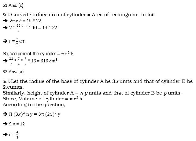 टारगेट SSC CGL | 10,000+ प्रश्न | SSC CGL के लिए गणित के प्रश्न: सत्तावनवाँ दिन_80.1
