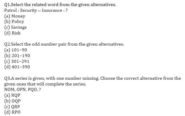 Target SSC CGL   10,000+ Questions   Reasoning Questions For SSC CGL : Day 57_50.1