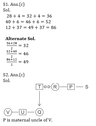 Target SSC CGL | 10,000+ Questions | Reasoning Questions For SSC CGL : Day 58_80.1