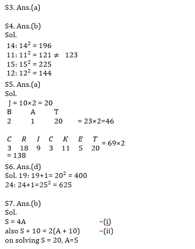 Target SSC CGL | 10,000+ Questions | Reasoning Questions For SSC CGL : Day 58_90.1