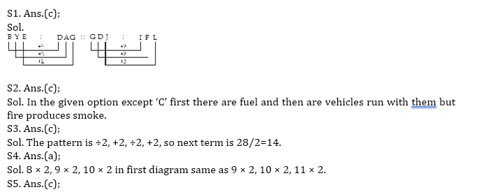 Target SSC CGL | 10,000+ Questions | Reasoning Questions For SSC CGL : Day 60_80.1