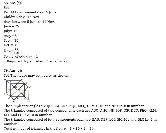 Target SSC CGL | 10,000+ Questions | Reasoning Questions For SSC CGL : Day 60_100.1