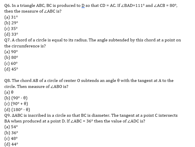 Target SSC CGL   10,000+ Questions   Quant Questions For SSC CGL : Day 62_60.1